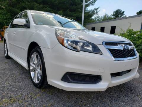 2013 Subaru Legacy for sale at Jacob's Auto Sales Inc in West Bridgewater MA