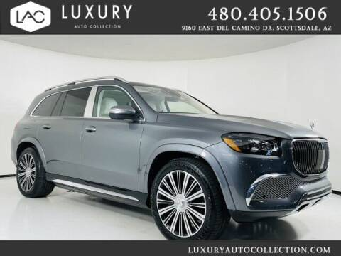2021 Mercedes-Benz GLS for sale at Luxury Auto Collection in Scottsdale AZ