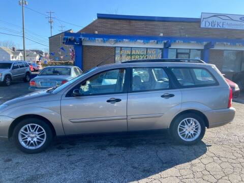 2003 Ford Focus for sale at Duke Automotive Group in Cincinnati OH
