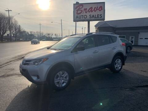 2015 Toyota RAV4 for sale at Bravo Auto Sales in Whitesboro NY