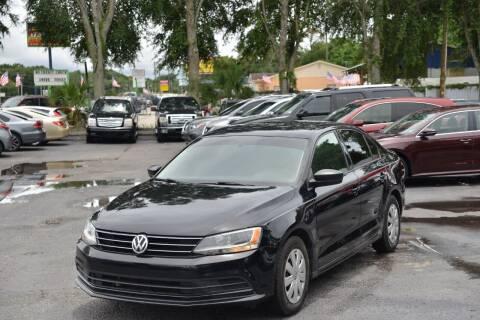 2016 Volkswagen Jetta for sale at Motor Car Concepts II - Apopka Location in Apopka FL