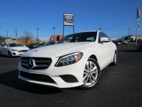 2019 Mercedes-Benz C-Class for sale at Ron's Automotive in Manchester MD