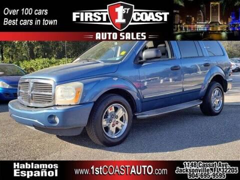 2006 Dodge Durango for sale at 1st Coast Auto -Cassat Avenue in Jacksonville FL