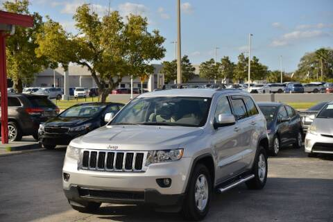2012 Jeep Grand Cherokee for sale at Motor Car Concepts II - Colonial Location in Orlando FL