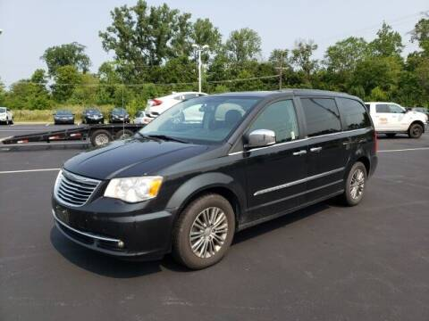 2014 Chrysler Town and Country for sale at White's Honda Toyota of Lima in Lima OH