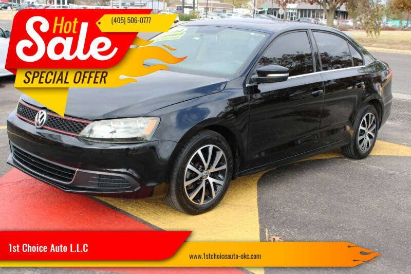 2014 Volkswagen Jetta for sale at 1st Choice Auto L.L.C in Oklahoma City OK