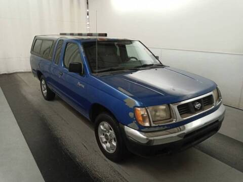 1999 Nissan Frontier for sale at Horne's Auto Sales in Richland WA