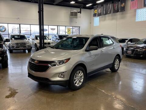 2018 Chevrolet Equinox for sale at CarNova in Sterling Heights MI