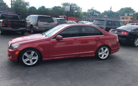 2011 Mercedes-Benz C-Class for sale at BWK of Columbia in Columbia SC