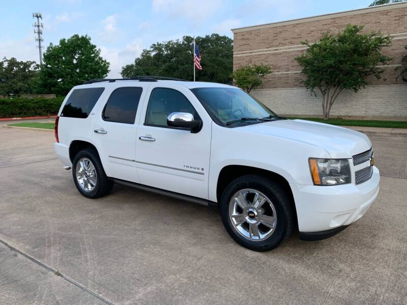 2009 Chevrolet Tahoe for sale at Pitt Stop Detail & Auto Sales in College Station TX