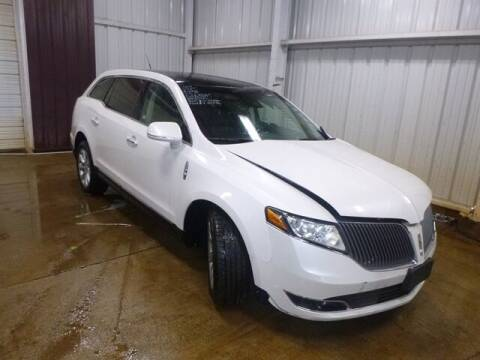 2014 Lincoln MKT for sale at East Coast Auto Source Inc. in Bedford VA