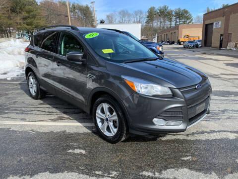 2015 Ford Escape for sale at Ric's Auto Sales in Billerica MA