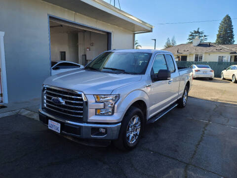 2015 Ford F-150 for sale at Imports Auto Sales & Service in San Leandro CA