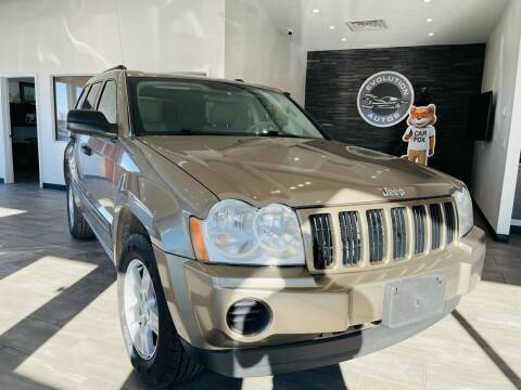 2005 Jeep Grand Cherokee for sale at Evolution Autos in Whiteland IN
