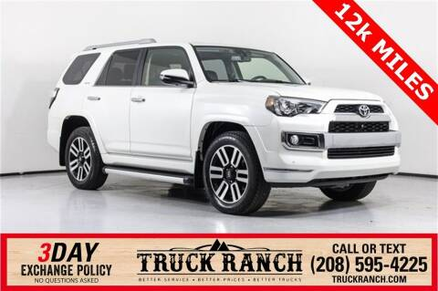 2017 Toyota 4Runner for sale at Truck Ranch in Twin Falls ID