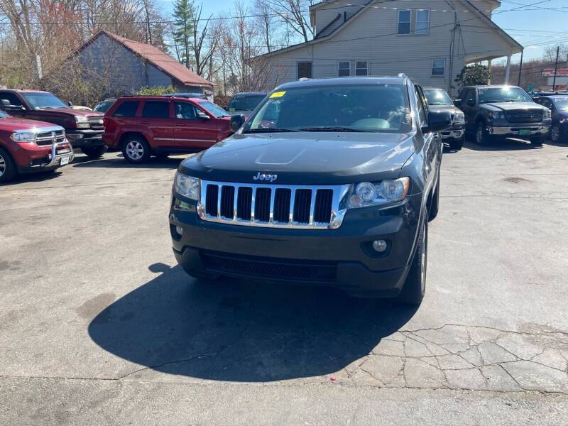 2011 Jeep Grand Cherokee for sale at Irving Auto Sales in Whitman MA