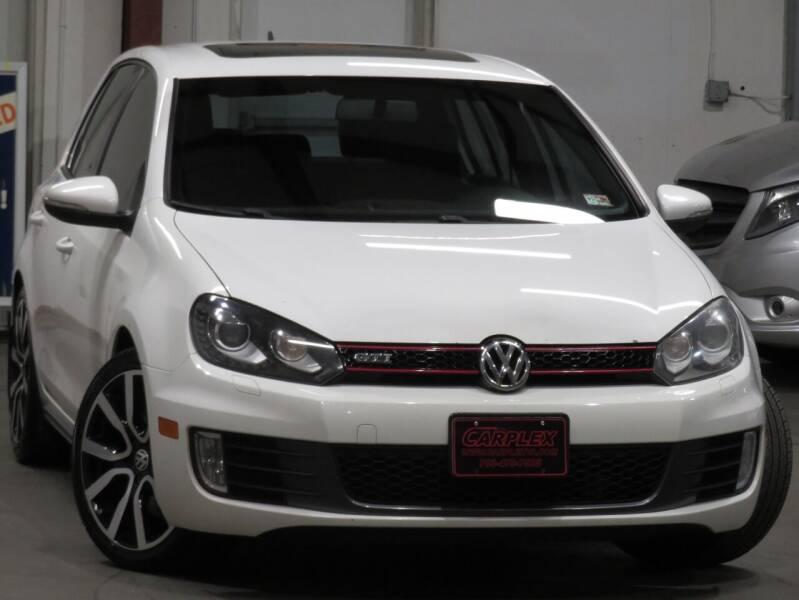 2012 Volkswagen GTI for sale at CarPlex in Manassas VA