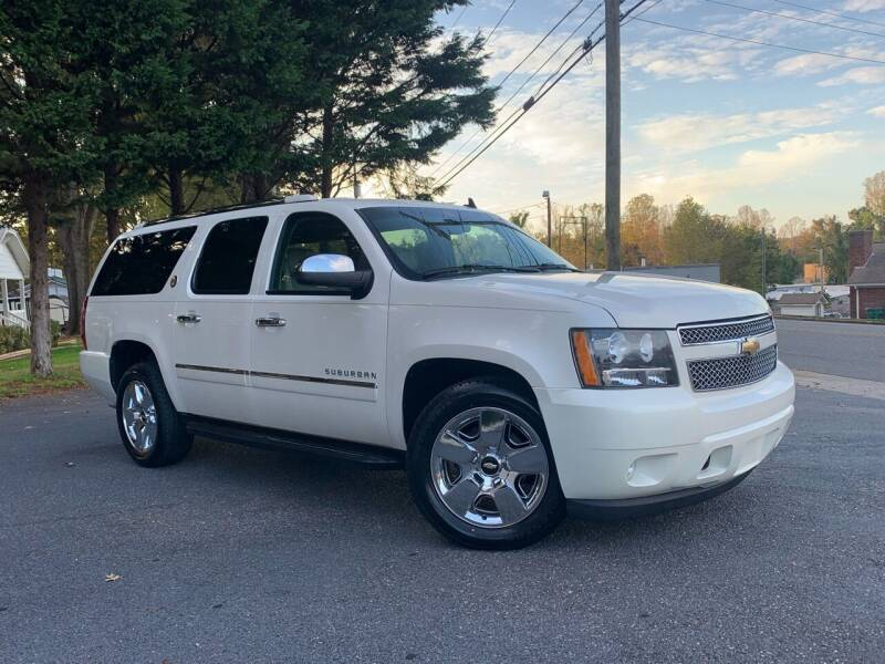 2010 Chevrolet Suburban for sale at Mike's Wholesale Cars in Newton NC