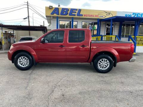 2018 Nissan Frontier for sale at Abel Motors, Inc. in Conroe TX