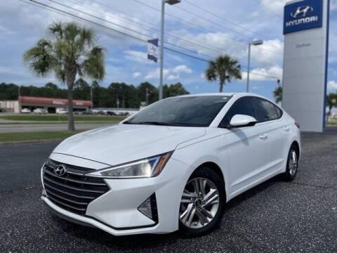 2020 Hyundai Elantra for sale at Mike Schmitz Automotive Group in Dothan AL