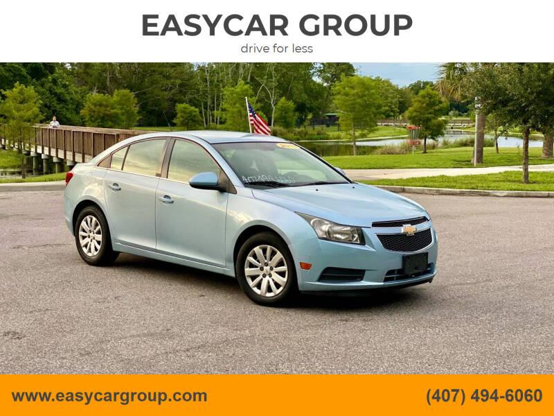 2011 Chevrolet Cruze for sale at EASYCAR GROUP in Orlando FL