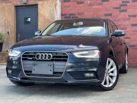2013 Audi A4 for sale at Universal Cars in Marietta GA