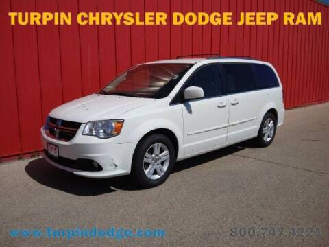 2013 Dodge Grand Caravan for sale at Turpin Dodge Chrysler Jeep Ram in Dubuque IA