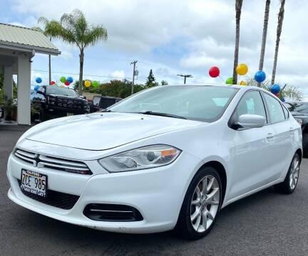2013 Dodge Dart for sale at PONO'S USED CARS in Hilo HI