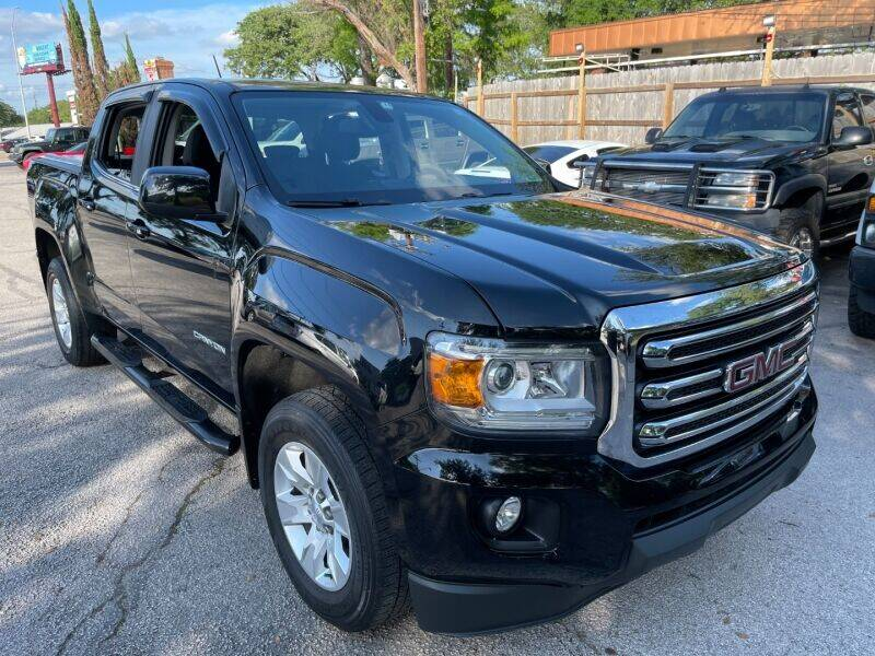 2015 GMC Canyon for sale at AWESOME CARS LLC in Austin TX