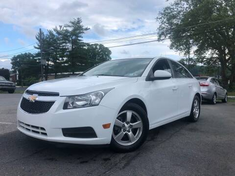 2012 Chevrolet Cruze for sale at Keystone Auto Center LLC in Allentown PA