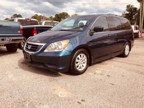 2009 Honda Odyssey for sale at Mega Autosports in Chesapeake VA