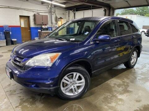 2010 Honda CR-V for sale at Sonias Auto Sales in Worcester MA