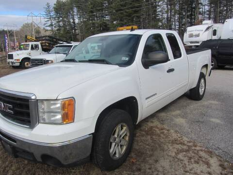 2010 GMC Sierra 1500 for sale at Jons Route 114 Auto Sales in New Boston NH