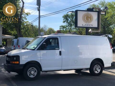 2008 Chevrolet Express Cargo for sale at Gaven Auto Group in Kenvil NJ