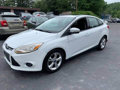 2013 Ford Focus for sale at GMG AUTO SALES in Scranton PA
