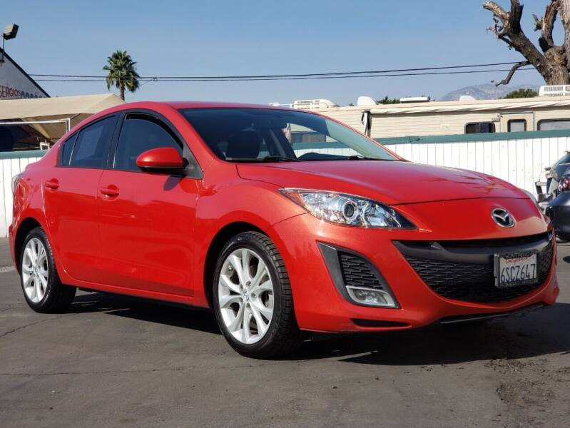 2011 Mazda MAZDA3 for sale at First Shift Auto in Ontario CA