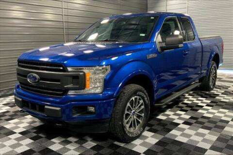 2018 Ford F-150 for sale at TRUST AUTO in Sykesville MD