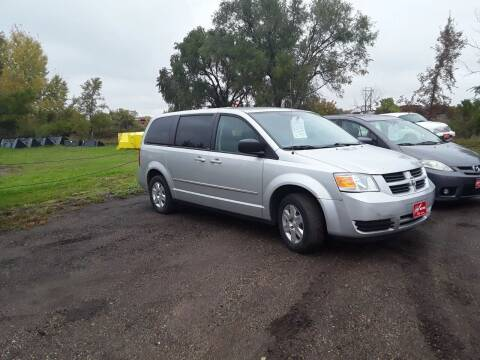 2010 Dodge Grand Caravan for sale at BARNES AUTO SALES in Mandan ND