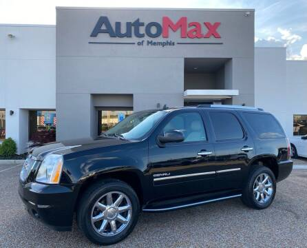 2014 GMC Yukon for sale at AutoMax of Memphis in Memphis TN