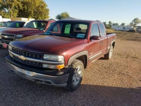 1999 Chevrolet Silverado 1500 for sale at Best Car Sales in Rapid City SD