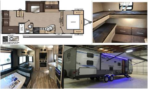 2021 Coachmen Catalina 293QBCK for sale at S & M WHEELESTATE SALES INC - Camper in Princeton NC