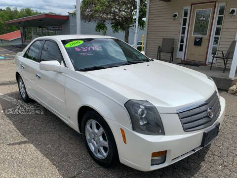 2006 Cadillac CTS for sale at G & G Auto Sales in Steubenville OH
