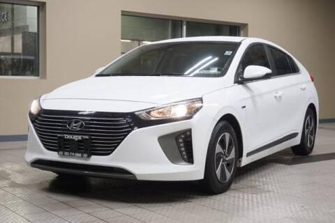 2019 Hyundai Ioniq Hybrid for sale at Jeremy Sells Hyundai in Edmunds WA