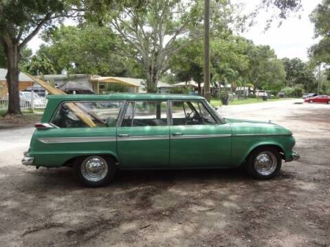 1963 Studebaker Lark for sale at Classic Car Deals in Cadillac MI