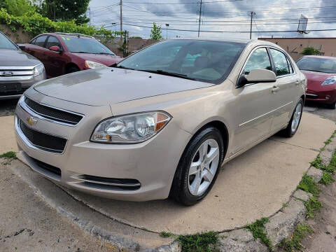2009 Chevrolet Malibu for sale at Two Rivers Auto Sales Corp. in South Bend IN