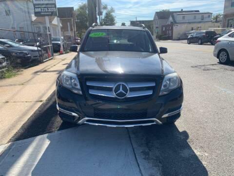 2013 Mercedes-Benz GLK for sale at Park Avenue Auto Lot Inc in Linden NJ