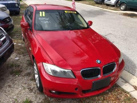 2011 BMW 3 Series for sale at Castagna Auto Sales LLC in Saint Augustine FL
