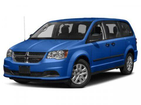 2019 Dodge Grand Caravan for sale at Wally Armour Chrysler Dodge Jeep Ram in Alliance OH