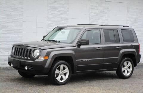 2015 Jeep Patriot for sale at Kohmann Motors & Mowers in Minerva OH