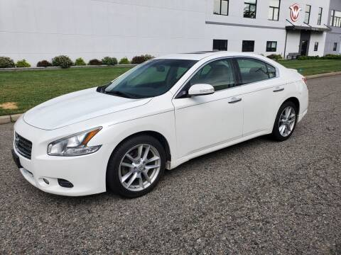 2010 Nissan Maxima for sale at Pak1 Trading LLC in South Hackensack NJ